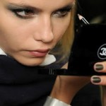 Chanel's Graphite Nail Polish!