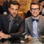 Brad Goreski and Alexandre Birman at Saks Fifth Avenue NYC!