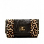 Be Spotted in Pucci's Fold-Over Leopard Clutch!