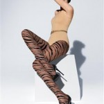 Wolford Tiger Print Tights Are Roaring!
