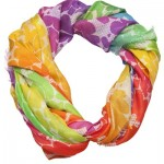 Christopher Kane's Rainbow Scarf Will Add Pop to Your Day!