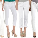 "Guest Blogger The Find…Scoops Denim's Latest Trend and It's ""White Hot"""