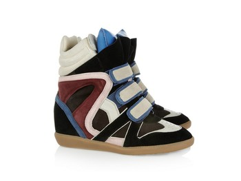 I (Un)Happily Returned the Isabel Marant Wiilow Sneakers