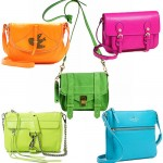 Update Your Summer Bag Collection With a Neon Crossbody!