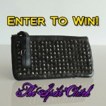 "Rhonda Ochs ""Spike Clutch"" Giveaway on A Few Goody Gumdrops!"