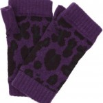 Wild Fingerless Gloves from Christopher Kane