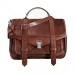Proenza's Hair Calf Tote Is Briefcase Chic!