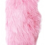 Baby Pink Furry iPhone Cover Is Ever-So Plush!
