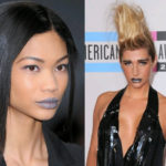 Chanel-Iman-and-Keha-with-grey-lipstick