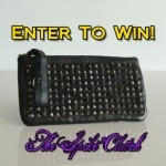 "Our Winner Is Ready to Rock Her Rhonda Ochs  ""Spiked Clutch"""