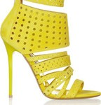 Jimmy Choo's Traffic Stopping Sandals!