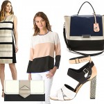 Our Friends from TheFind Are On The Bandwagon Sharing Neutral Colorblocking for Spring!