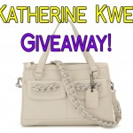 Katherine Kwei Handbag Giveaway on A Few Goody Gumdrops!