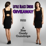 A Few Goody Gumdrops Is Giving Away Two Little Black Peplum Dresses!