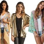 Our Friends from TheFind Love Layering with Kimono Jackets!