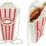 Charlotte Olympia's Movie Night Popcorn Bag is Calorie-Free!