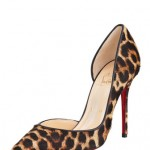 Christian Louboutin's Leopard Print Pumps Are Decidedly Wild!