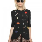 Stella McCartney's Lips, Matches and Hearts…Oh My