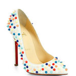 Louboutin's Candy Dots