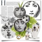 Fornasetti…Whimsical or Weird?