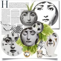 Fornasetti…Whimsical or Weird?