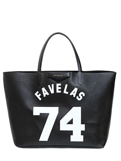 "Givenchy Tote ""Favelas"" featured by high end fashion blogger, A Few Goody Gumdrops"