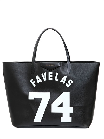 """Givenchy Tote """"Favelas"""" featured by high end fashion blogger, A Few Goody Gumdrops"""