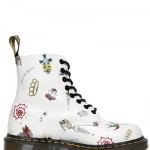 Dr. Martens Get Edgy With Tattoo Printed Leather