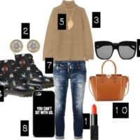 Today's Look on A Few Goody Gumdrops…Getting Ready for Fall