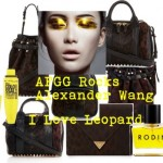 If You're Passionate About Leopard + Alexander Wang…Be Spotted In One of These Bags!