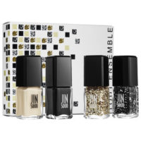 Eye-Catching Glitter Inspired Nails from Jin Soon for The Holidays