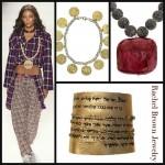 Rachel Brown's Kabbalah Inspired Jewelry Collection