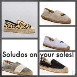Treat Your Soles to Soludos