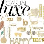 Casual Luxe from Jennifer Meyer Jewelry