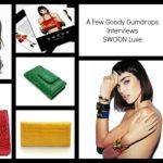 A Few Goody Gumdrops Interviews Luxury Handbag Designer, Helena from Swoon Luxe.