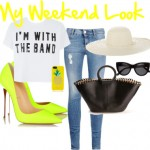 My Weekend Look!