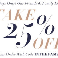 Get Ready For Shopbop's Friends & Family Event