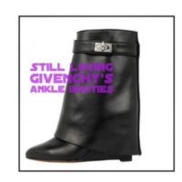 Givenchy Ankle Boots Are Worth The Investment!