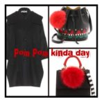 Add a Mink Pom Pom from Les Petits Joueurs to Complete Your Look