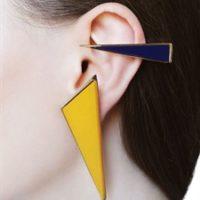 Sylvio Giardina's Architectural Ear Decor
