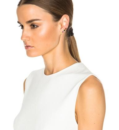 Are You Ready To Wear Makri's Single Branch Earring?