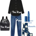 Weekend Ready with The Row, Amo Denim, and Vetements Platform Boots