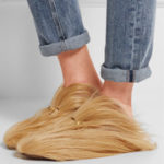Gucci Fur-Lined Loafers and Pumps: Take a Walk on the Wild Side