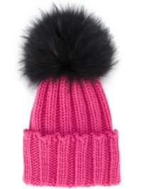 Forget the Feather in Your Cap Add a Pom Pom Instead