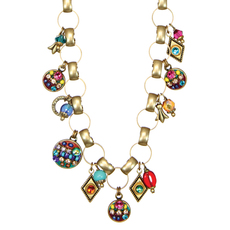 Setty Gallery jewelry pieces featured by popular high end fashion blogger, A Few Goody Gumdrops
