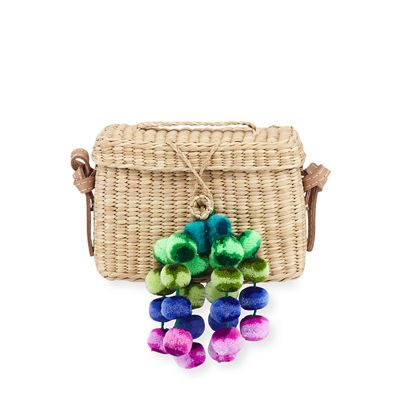 How Much Would You Pay for a Straw Bag?