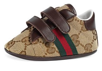 Gucci Toddler Shoes featured by popular luxury fashion blogger, A Few Goody Gumdrops