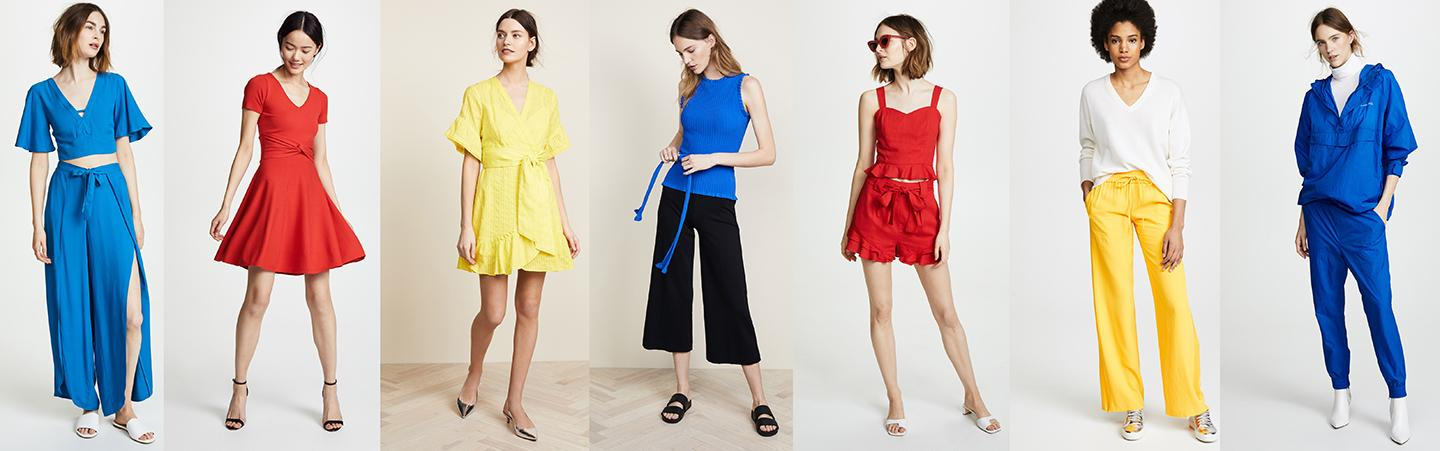 Bold Colors Slay This Season featured by popular high end fashion blogger, A Few Goody Gumdrops