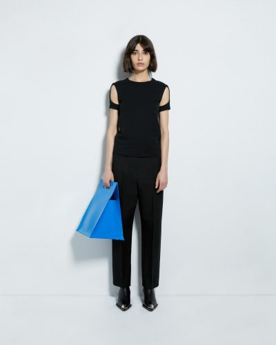 Helmut Lang with a Little Edge This Season featured by popular high end fashion blogger, A Few Goody Gumdrops