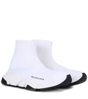 Balenciaga Sneakers featured by popular high end fashion blogger, A Few Goody Gumdrops